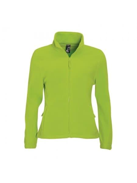 Куртка женская North Women, зеленый лайм