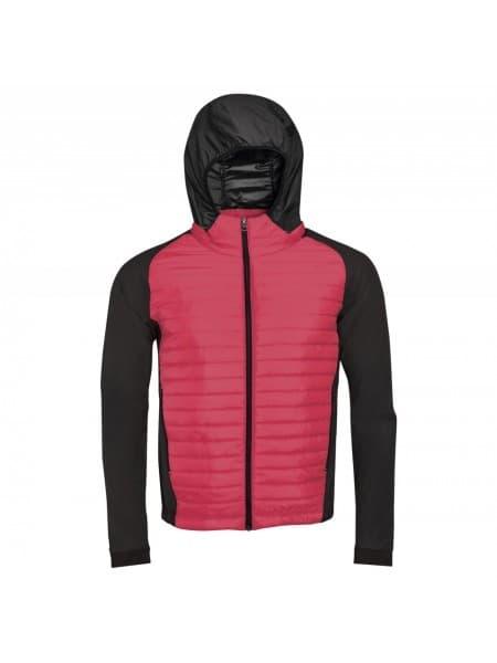 Куртка NEW YORK MEN, розовый неон
