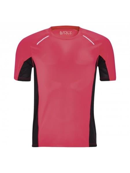 Футболка SYDNEY MEN, розовый неон