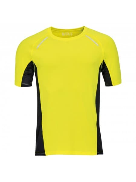 Футболка SYDNEY MEN, желтый неон