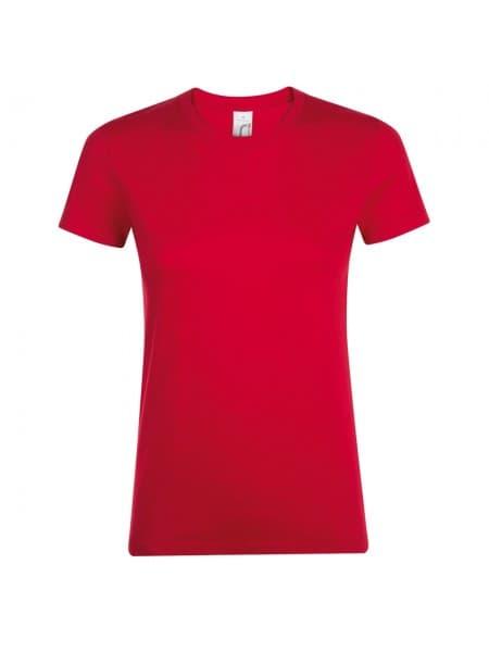 Футболка женская REGENT WOMEN, красная