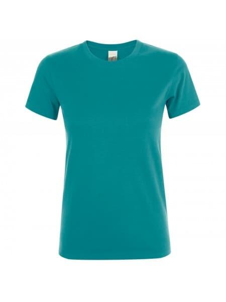Футболка женская REGENT WOMEN, винтажный синий