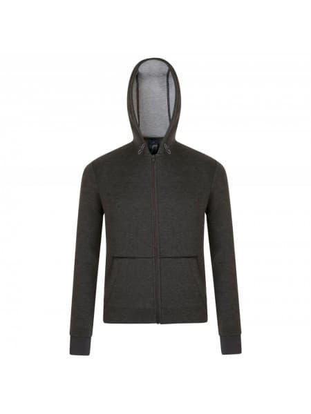 Куртка унисекс VOLT, черный меланж