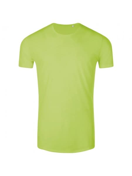 Футболка мужская MAUI, зеленый неон