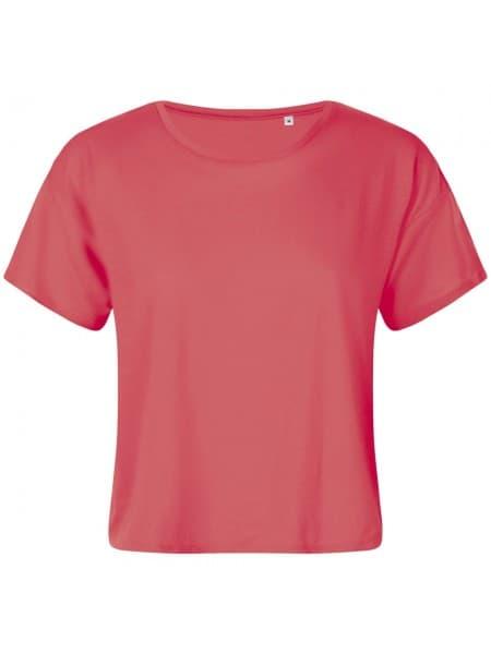 Футболка женская MAEVA, розовый неон