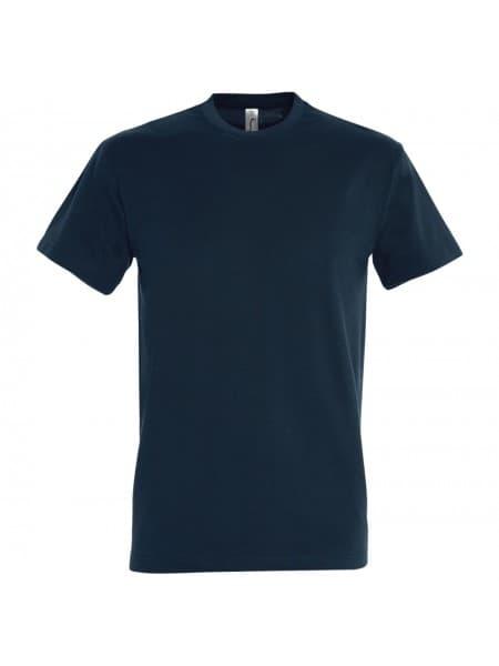 Футболка IMPERIAL 190, синяя (petrol)