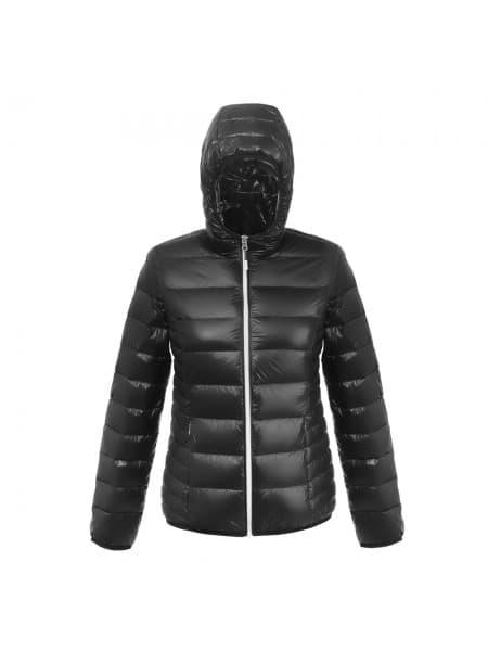 Куртка пуховая женская Tarner Lady, черная