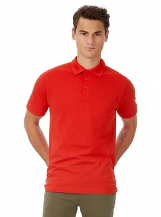Рубашка поло Safran черная