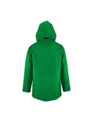 Куртка на стеганой подкладке ROBYN, зеленая