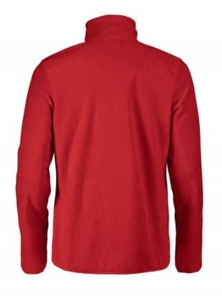 Толстовка флисовая мужская Frontflip красная