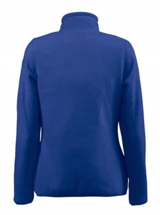 Толстовка флисовая женская Frontflip синяя