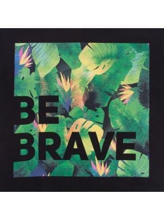 Толстовка «Будь храбрым!»