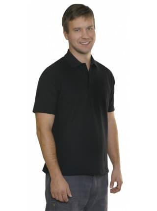 Рубашка поло Unit Virma, черная