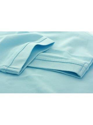 Рубашка поло женская SEMORA, голубая