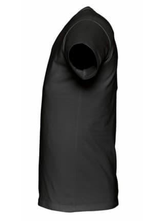 Футболка стретч мужская MILANO 190 черная