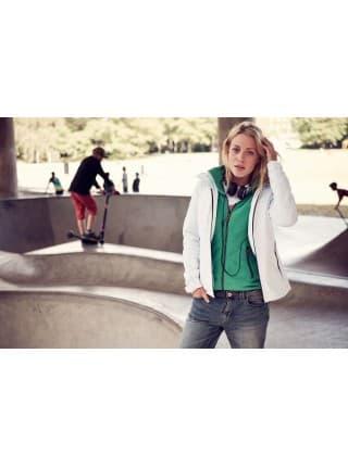 Куртка женская SPEEDWAY LADY, зеленая