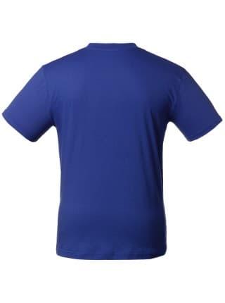 Футболка T-bolka 140, синяя (сапфировая)