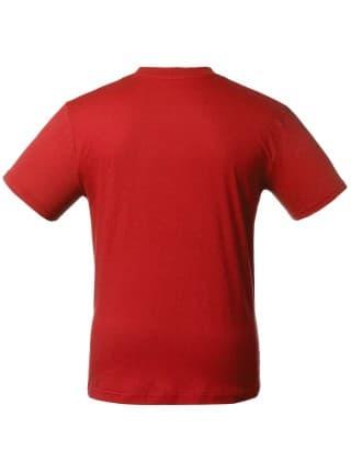 Футболка T-bolka 140, темно-красная